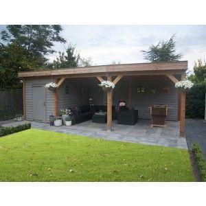 25 beste idee n over platte dak op pinterest hedendaagse huizen moderne huizen en moderne huizen - Pergola dak platte ...
