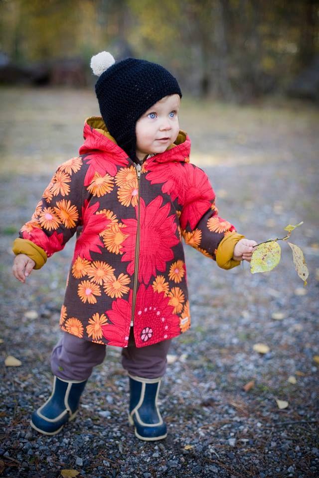 unique jacket - punainen Norsu