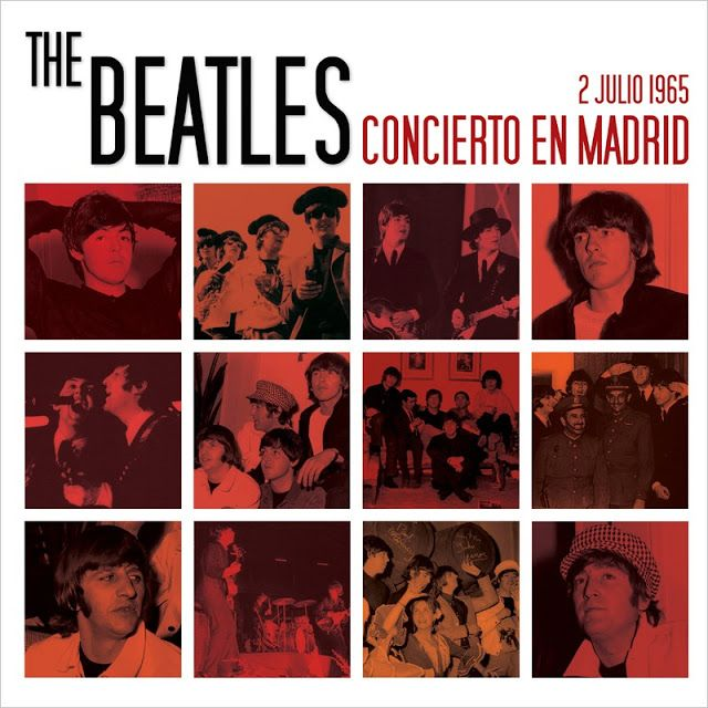 ¿Es falso el disco 'The Beatles, Concierto en Madrid'? - Tan solo es rock and roll