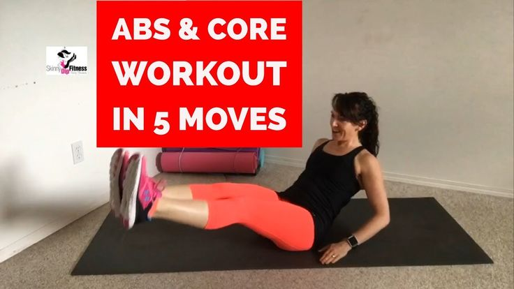 5 MINUTE AB WORKOUT   How to Get Flat Abs   Flat Stomach Workout   Mad Minute Mixer