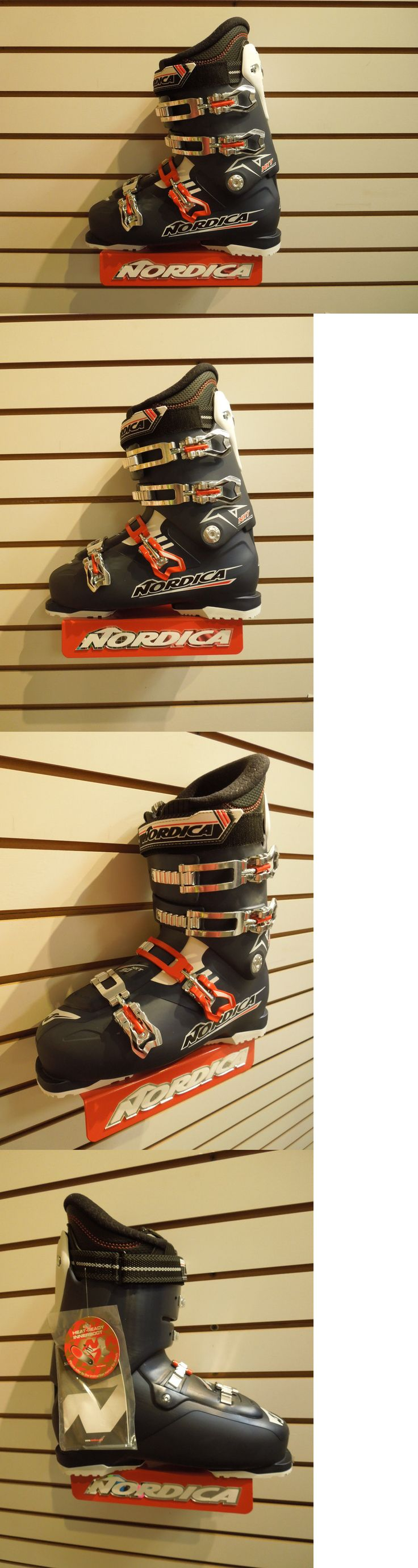 Men 16061: Nordica Nxt 90 Downhill Ski Boots 26.5 New! -> BUY IT NOW ONLY: $169 on eBay!