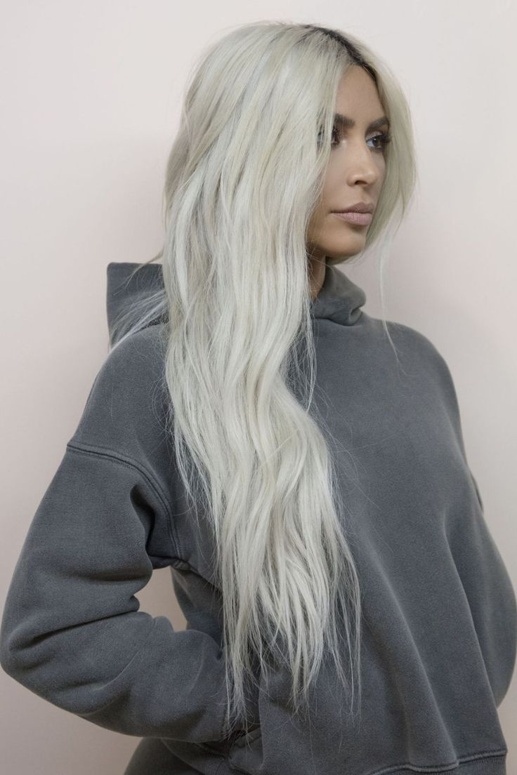 Kim hair, Kim kardashian hair, Hair