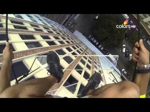 Khatron Ke Khiladi Darr Ka Blockbuster 27th April 2014 Full Episode HD