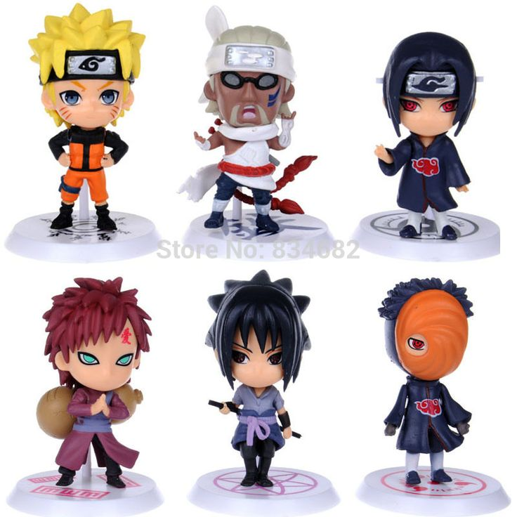 J.G Chen 6pcs/set New Arrival Anime Japanese Cartoon Naruto Cute Action Figure Toy Set Figurines PVC Kids Toys Free Shipping Nail That Deal http://nailthatdeal.com/products/j-g-chen-6pcsset-new-arrival-anime-japanese-cartoon-naruto-cute-action-figure-toy-set-figurines-pvc-kids-toys-free-shipping/ #shopping #nailthatdeal