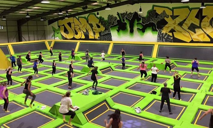 Jump Xtreme Tamworth Coventry Homes Trampoline Park Coventry