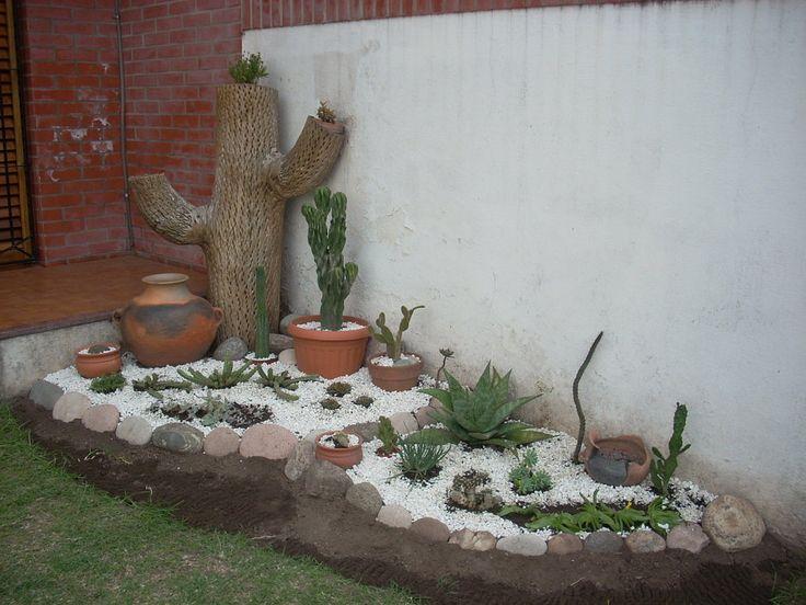 36 best images about mini jardines con piedras on for Jardines decorados con piedras