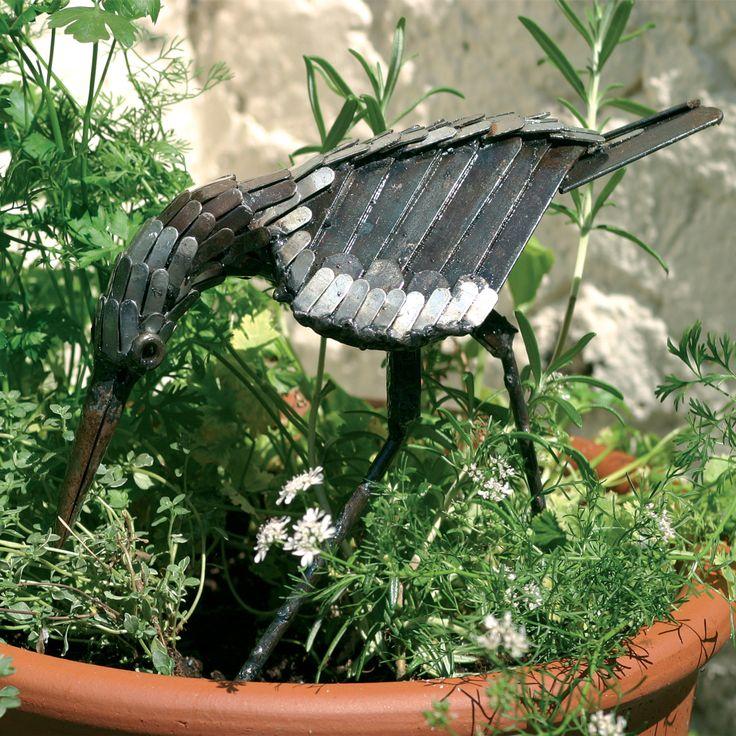 Inspiring #garden #ornaments