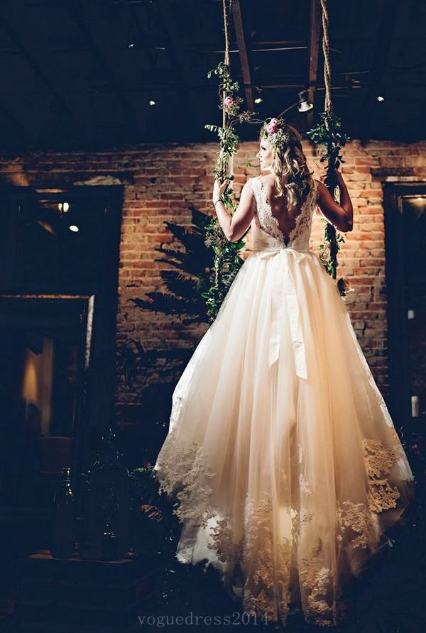 Low Back Wedding Dress With Veil : Best ideas about bow wedding dresses on