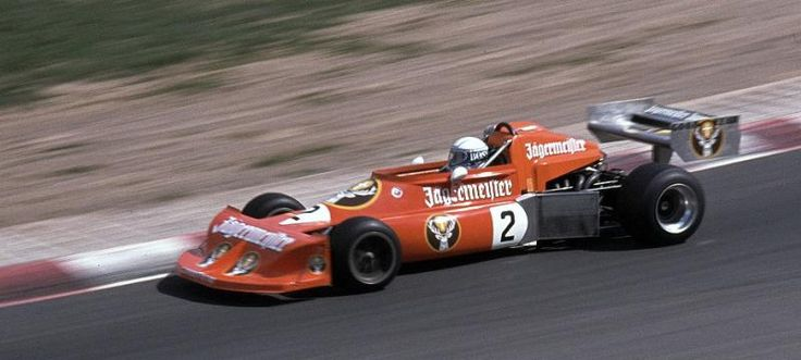 Jochen Mass - March 772P BMW/Rosche - March Racing Ltd / Yardley - XL ADAC-Eifelrennen - 1977 European Championship for F2 Drivers, Round 4