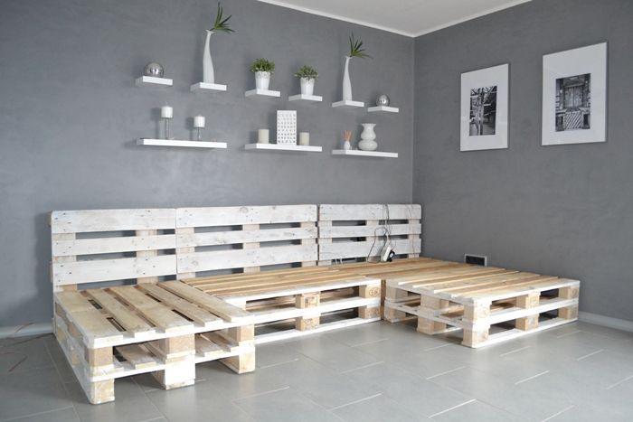 Paletten-Sofa selber bauen – wirklich so einfach…