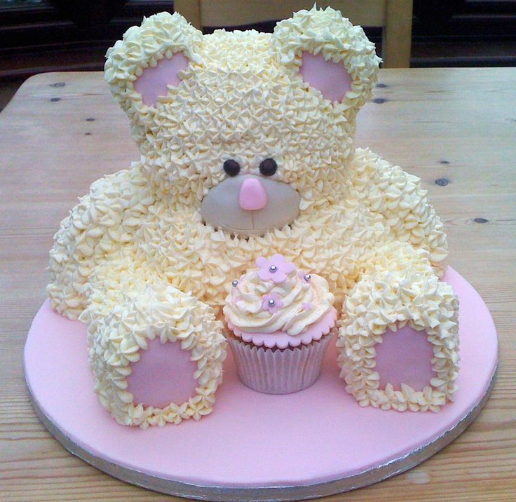 The Most Baffling Wedding Cake Ever Just Got A Beautiful: 143 Best BEARy Beautiful, BEAR Cakes... Images On