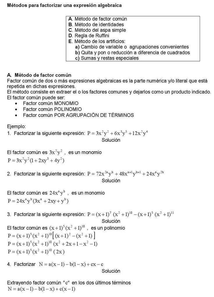 #ClippedOnIssuu from ALGEBRA BASICA