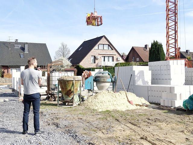 Bautagebuch Teil 3 | Bau eines freistehenden Einfamilienhauses | Über den Rohbau bis zum Richtfest | www.mammilade.blogspot.de | Personal Lifestyle, DIY, Interior Blog