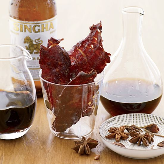 Rachel Graville created this licoricey, Asian-inflected jerky after drinking a Manhattan Special soda, a fizzy, coffee-flavored drink created in 1895....