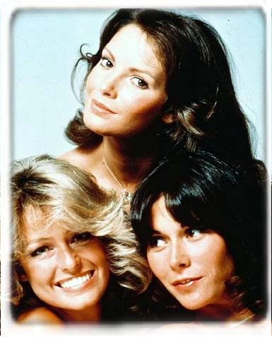 My favorite show when I was a kid. I wanted to grow up and be just like Jaclyn Smith.