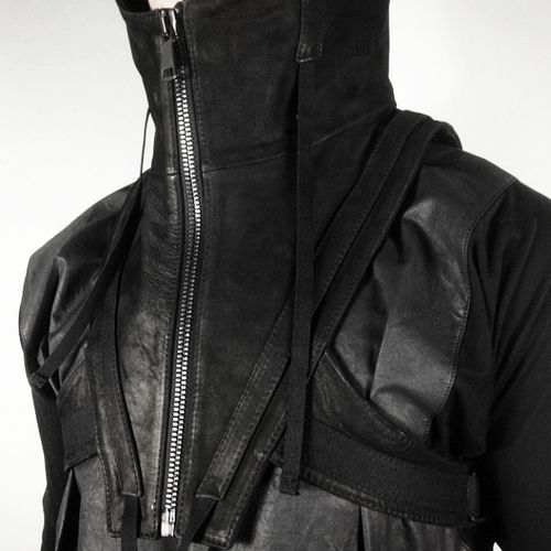 ALEXANDRE PLOKHOV - F/W 2014 | SHREDDER | M624 HOODED HARNESS