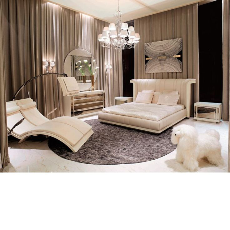 1000 images about luxury bedrooms on pinterest for Beautiful bed room
