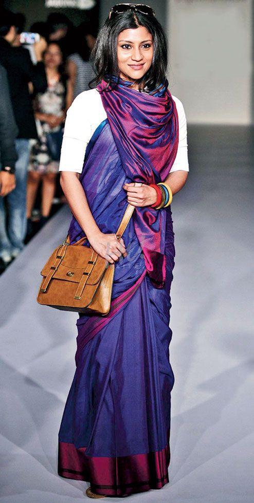 The sari century