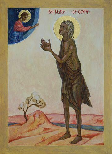 <b>St. Mary of Egypt</b>