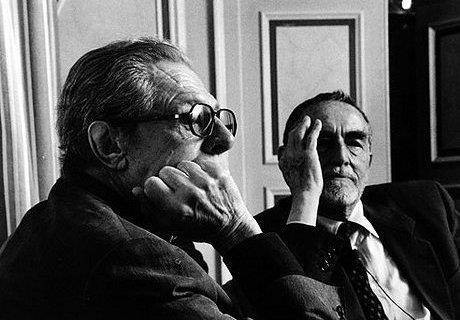Vittorio Gassman & Marcello Mastroianni ♥ ♥ ♥