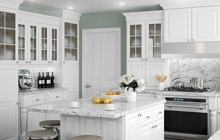 Brookfield Pacific White Home Decorators Cabinetry Interior Design Kitchen Country Kitchen Designs Home Depot Kitchen