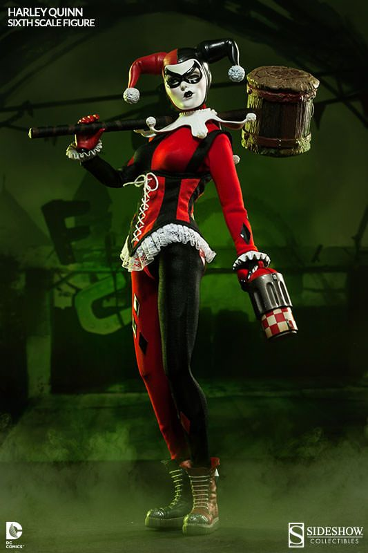 Harley Quinn Sideshow Collectibles Action Figure