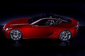 2012-2013 Lexus LF-LC Sports