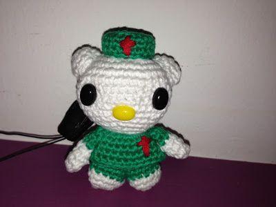 Hello Kitty Kimono Amigurumi Patron : 418 best images about MUnECOS FAMOSOS /de GANCHILLO on ...