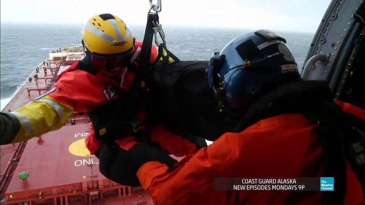 Coast Guard Alaska - Season 4: The Thrill Continues - sharing the #Weather Channel #Videos