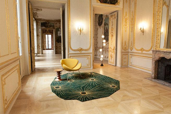 10 Luxury Rugs You Can Find at Maison et Objet 2017
