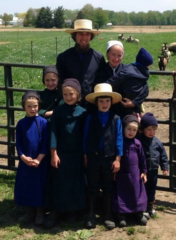 From Amish to Adventist: the Andy and Naomi Weaver story                                                                                                                                                                                 More