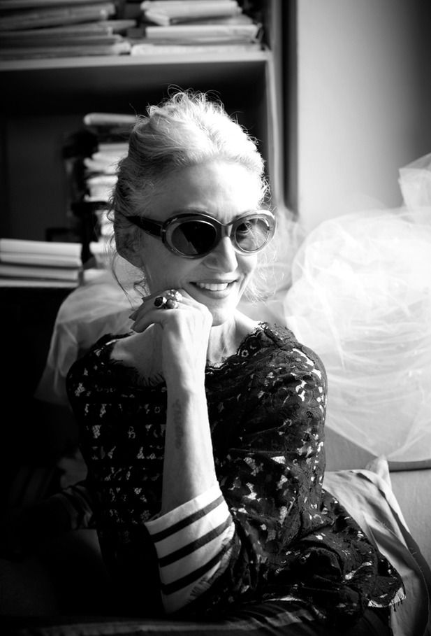 Linda Rodin - New York fashion stylist and founder of beauty range Olio Lusso | An Affair With Italy