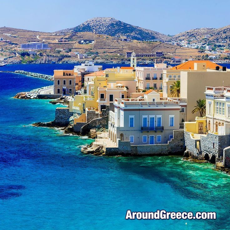 Good morning from Ermoupoli on the island of Syros - Hope you all have a great start the week.  #Ermoupolis #Syros #Greece #Greekislands #Cyclades #holidays #travel #vacations #sea #Aegean #aroundgreece #visitgreece #Συρος #Κυκλαδες #Ελλαδα #ΕλληνικαΝησια #διακοπες #ταξιδια