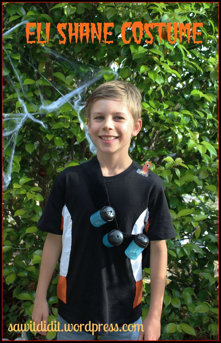 Eli Shane costume
