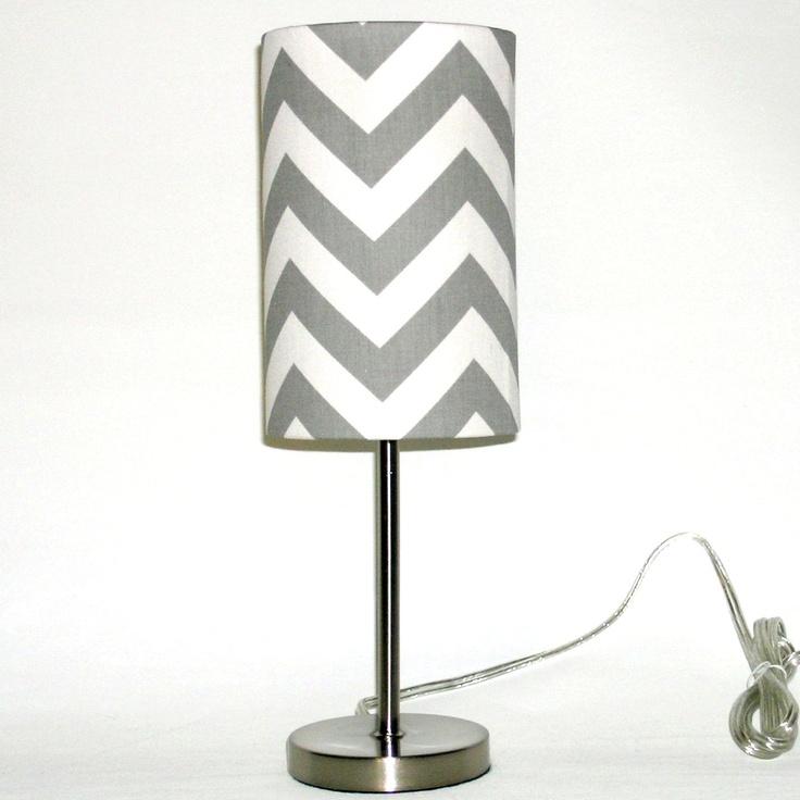 17 Best images about Cute lamps – Silver Desk Lamp