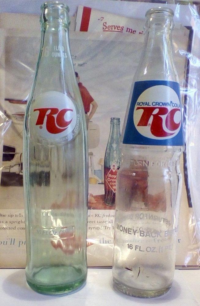 74 Best Images About Bottles Royal Crown Cola On Pinterest