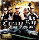 HPG Presents Chicano Rap Favorite [CD] [PA], 19840444