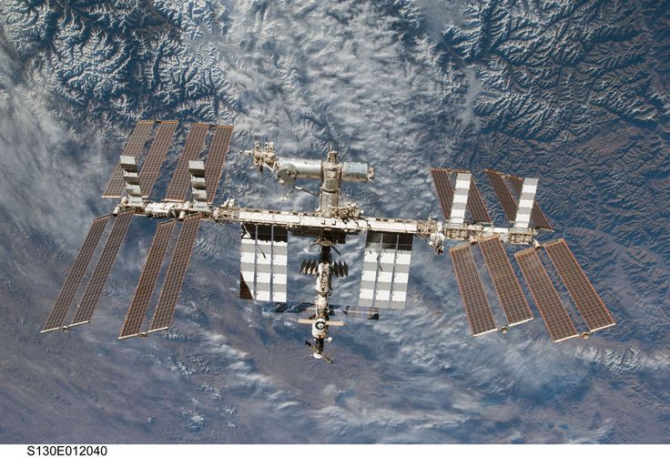 The International Space Station (ISS) is the most complex scientific and technological endeavor ever undertaken.