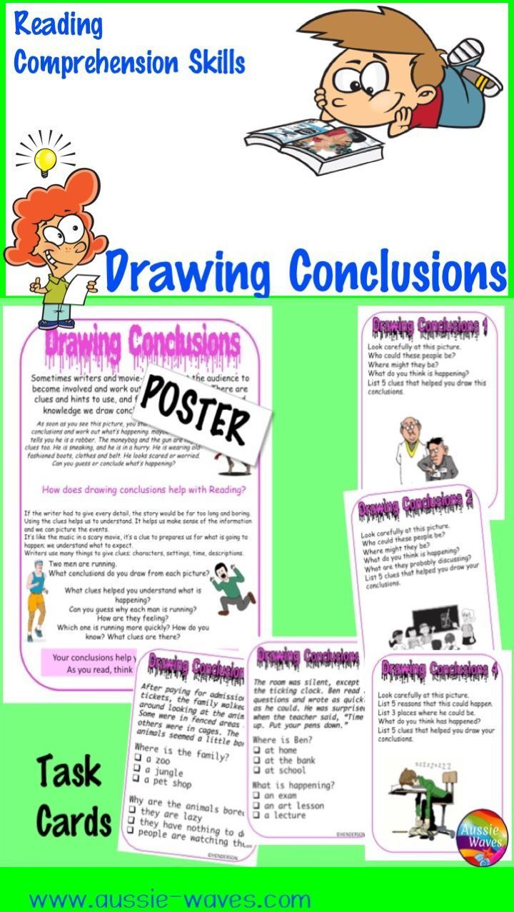 Reading Comprehension Skills Will Improve If Students Are Able To Think And Dr Reading Comprehension Skills Teaching Reading Skills Teaching Reading Strategies [ 1277 x 720 Pixel ]