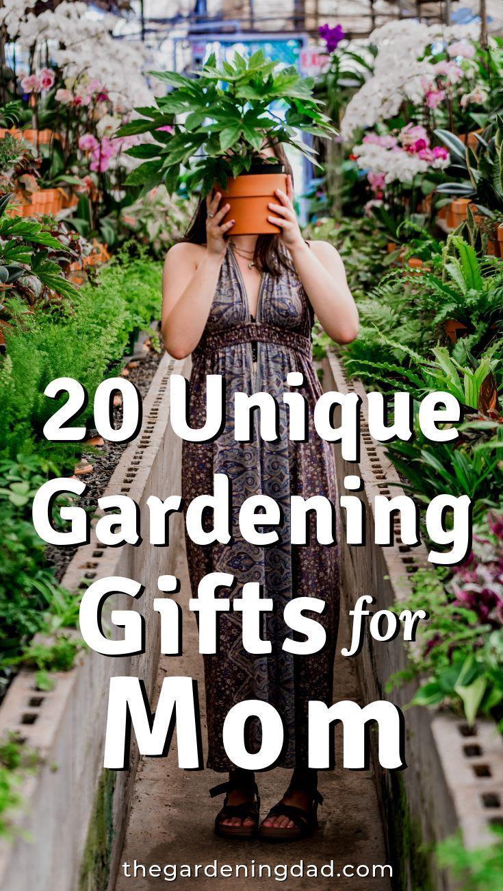 unique garden gifts for mum