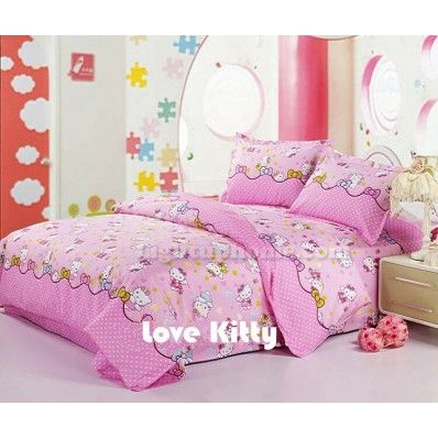Hello Kitty Bedroom Sets Girls 1000+ ideas about hello kitty bedding on pinterest | hello kitty