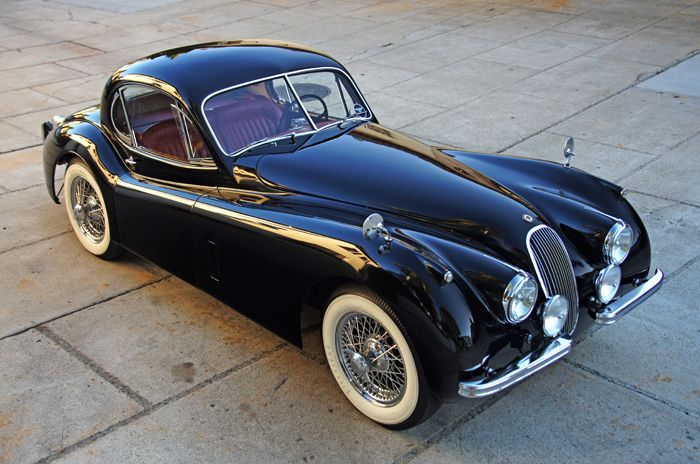 Hemmings Find of the Day – 1953 Jaguar XK120   Hemmings Blog: Classic and collectible cars and parts