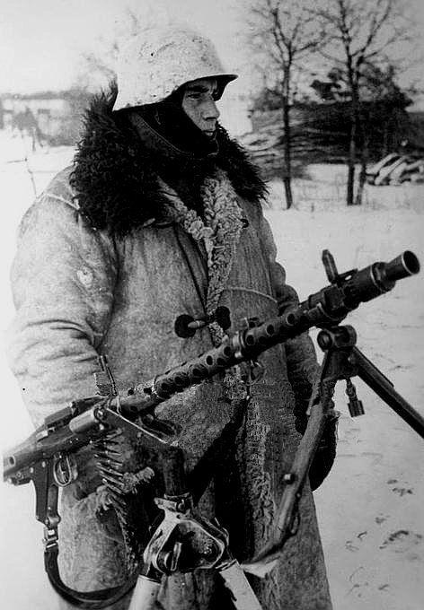 "panzerknacker88: ""Deutscher Soldat an der Ostfront, 1941 """