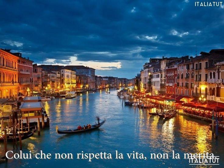Лучшие высказывания, афоризмы и цитаты на итальянском с переводом. Каждый день новые фото посты из Италии. Итальянский язык - это легко!