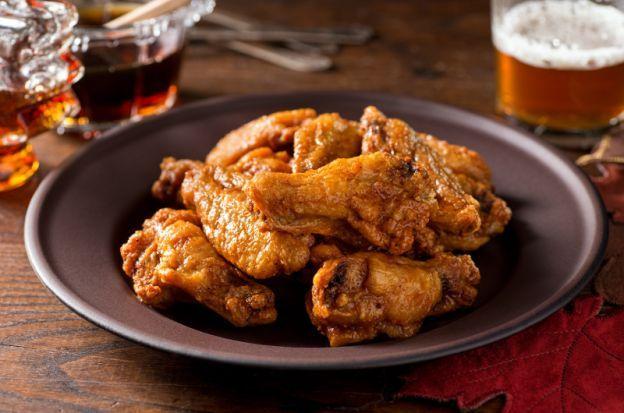 Recette facile d'ailes de poulet à l'érable!