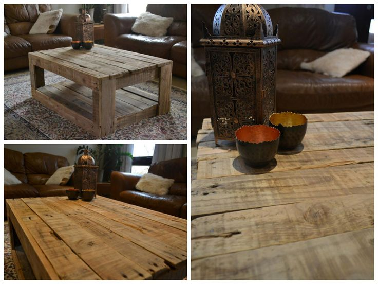 Here is an example of the Unique Rustic Furniture that is unlike anything you will find in the United Arab Emirates (UAE). This Rustic Coffee Table is made entirely of reclaimed Pallets, I love the creations that can be achieved from unused Pallets. More information at Rustic Art Design website ! Id…