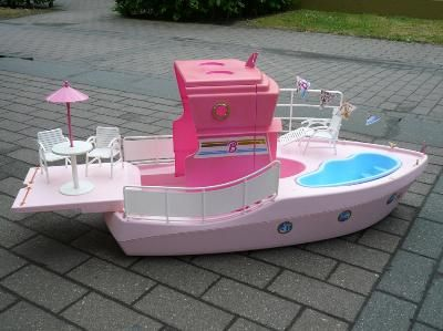 Barbie Traumschiff