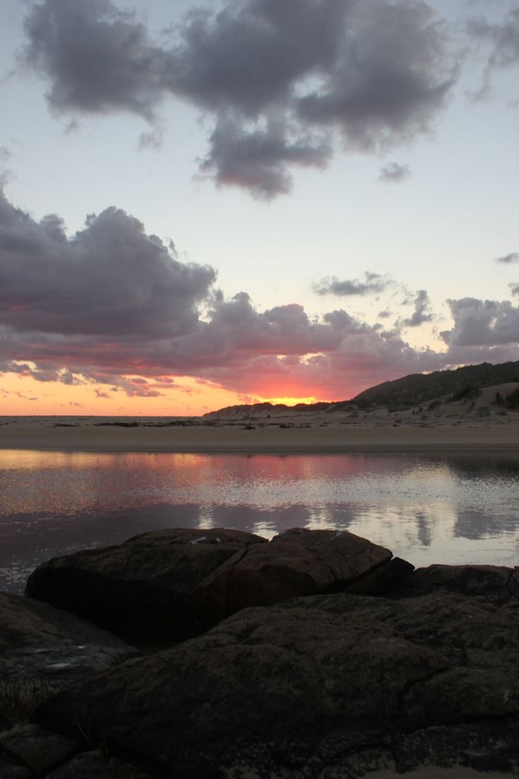 Rivermouth, Margaret River, June