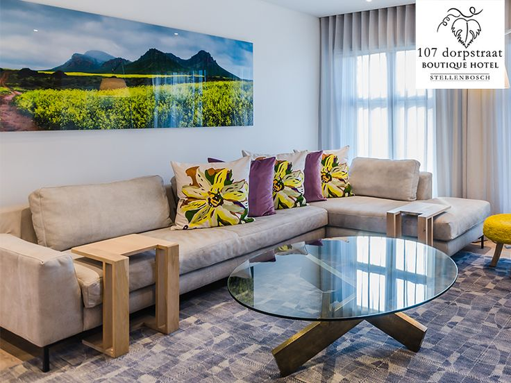 We are ideally situated on the famous Dorp Street in the historic town centre of Stellenbosch & within easy walking distance of numerous art galleries, coffee shops and restaurants. Link: http://ow.ly/Zqinn