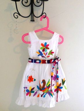 mexican dress otomi - Google Search